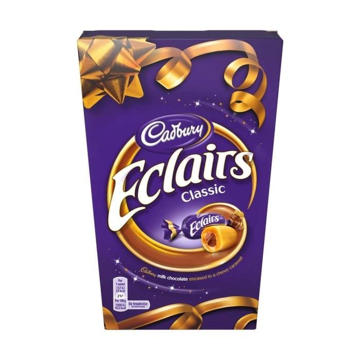 Cadbury Classic Eclairs (6 X 420g Boxes)