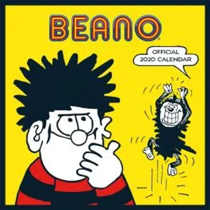 CHEAP! Beano Calendar 2020