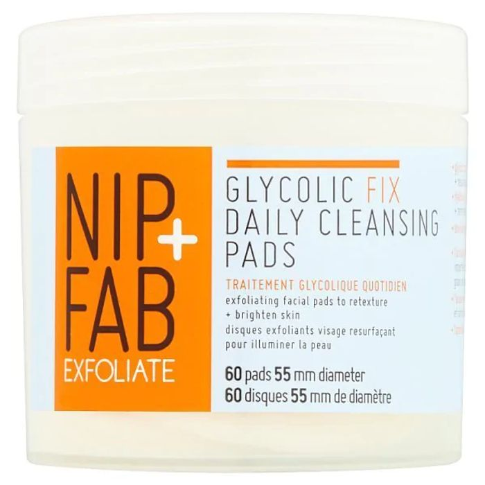 Better than Half Price Nip & Fab Glycolic Pads at Superdrug