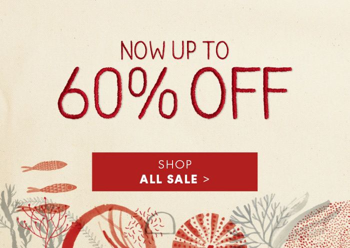 Seasalt Cornwall Now up to 60% Off