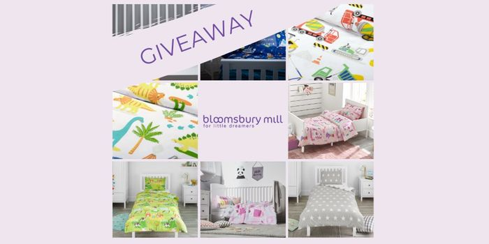 Win a Bedding Set of Your Choice