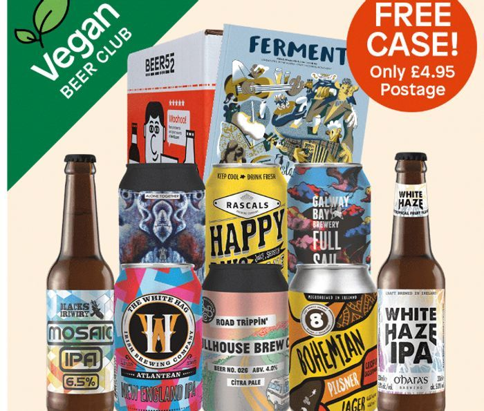 Free Case Of Beer Delivered To Your Door! (Worth £24)