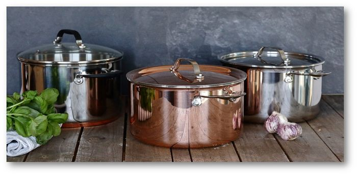 20% off Our Stockpots and 20cm Saucepans