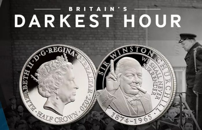 Free Winston Churchill Coin