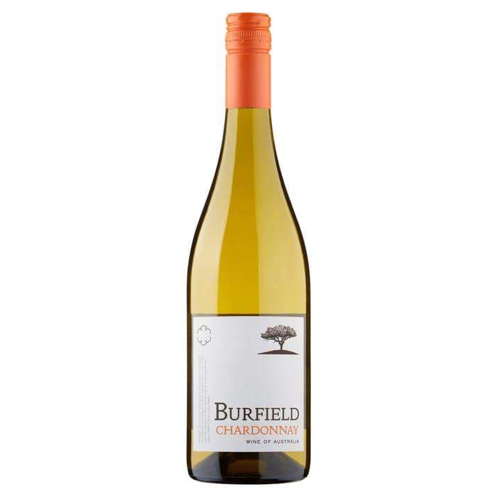 Burfield Chardonnay 75cl (2 Fro £10)