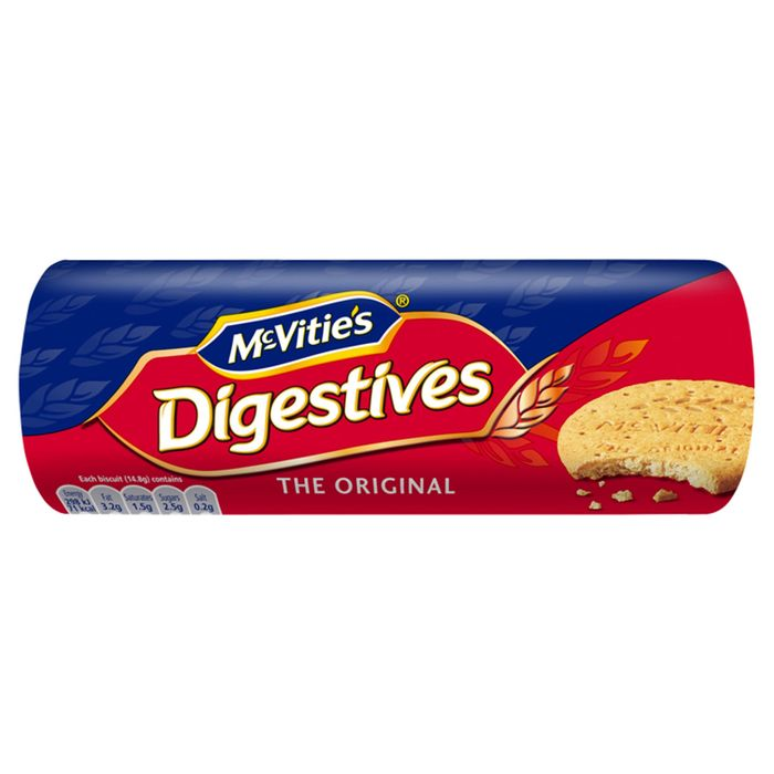 McVitie's Digestives the Original 400g (2 for £2)