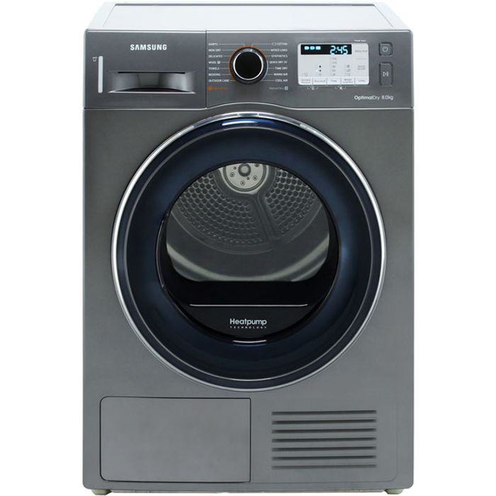 £50 off Selected Samsung Tumble Dryer and Washing Machine Combinations