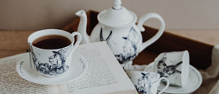 2 Free Alice Mugs with Orders over £50 at Whittard of Chelsea