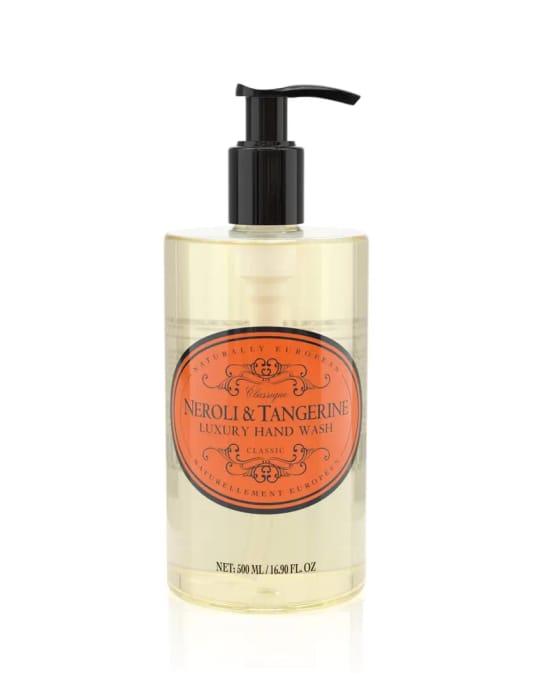 Naturally European Neroli & Tangerine Hand Wash - in STOCK