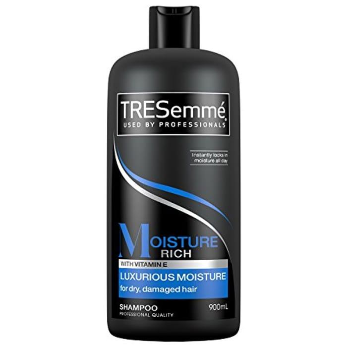 £10.88 TRESemme Shampoo X4 900ml