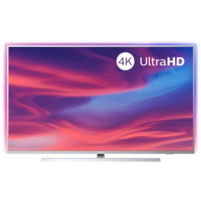 """*SAVE £220* Philips 50"""" Smart Ambilight 4K Ultra HD Android TV with HDR10+"""