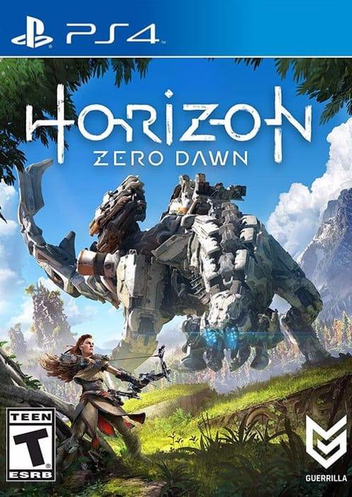 Horizon Zero Dawn Complete Edition PS4 US/CA