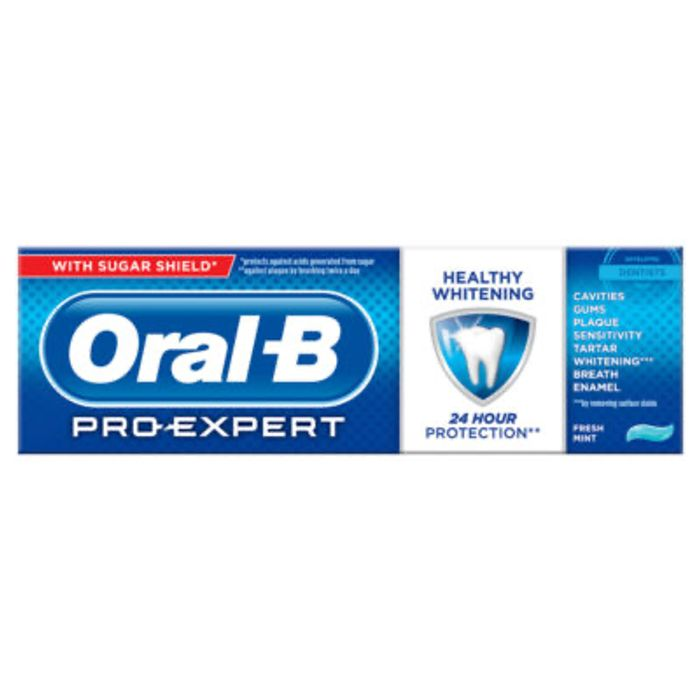 Oral-B Pro Expert Whitening Mint Toothpaste