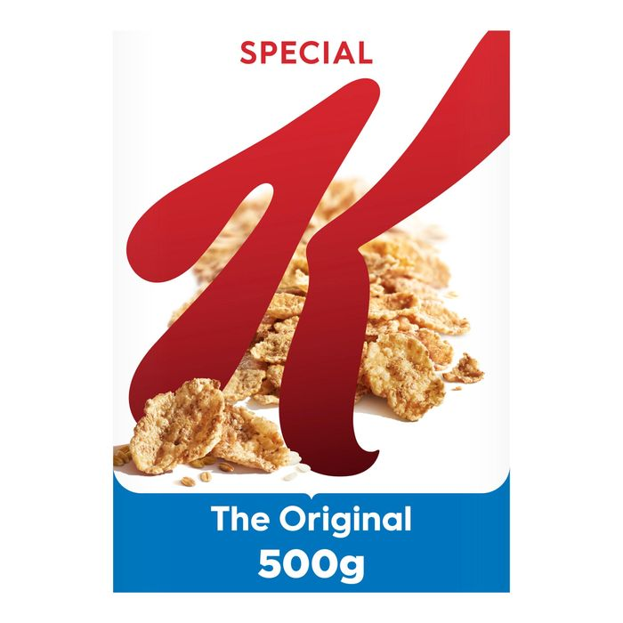 Cheap Kellogg's Special K Original Cereal 500g - Only £2!