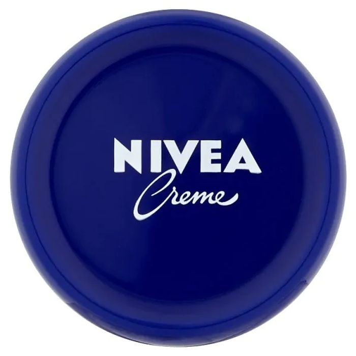 NIVEA Creme All Purpose Body Cream, 50ml - Only £0.9!