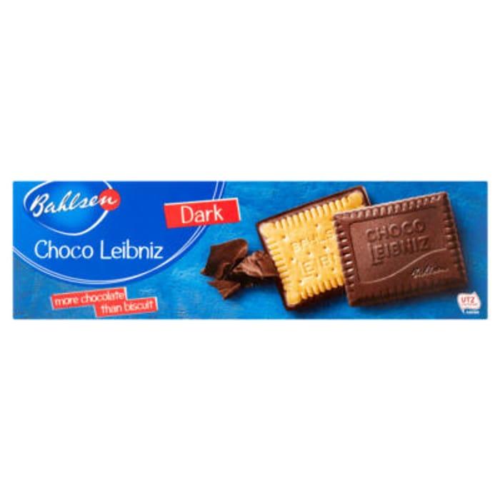 Bahlsen Dark / Milk / Chocolate Orange Leibniz Biscuits 125g
