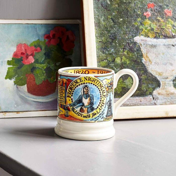 200 Free Florence Nightingale Mugs for NHS Workers