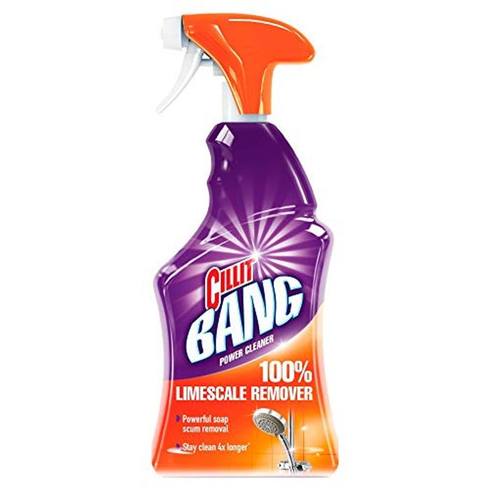 Cillit Bang Limescale and Grime 750ml