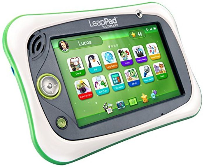"""LeapFrog 602003"""" Leap Pad Ultimate Toy"""