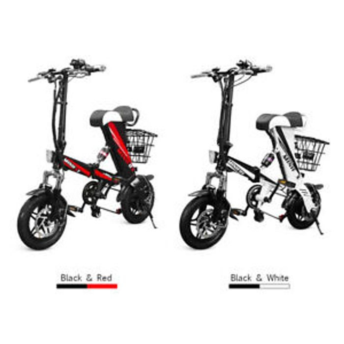 12inch Folding Electric Bike 379 99 Delivered At Ebay Latestdeals Co Uk