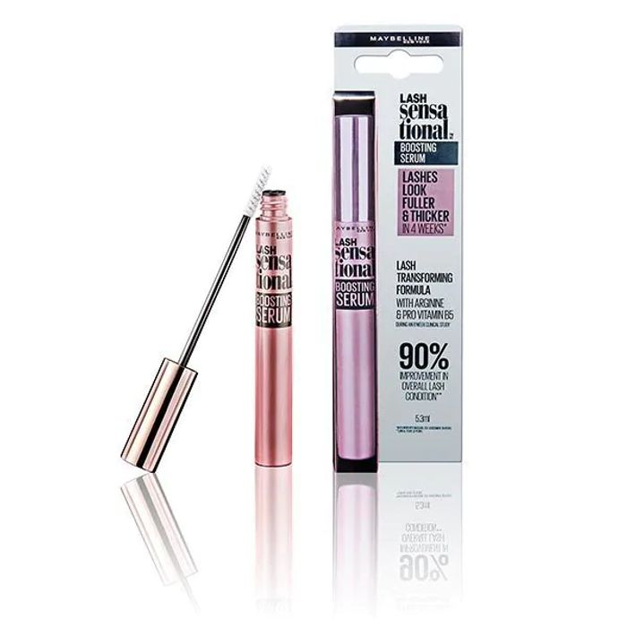 Maybelline Lash Sensational Serum X2