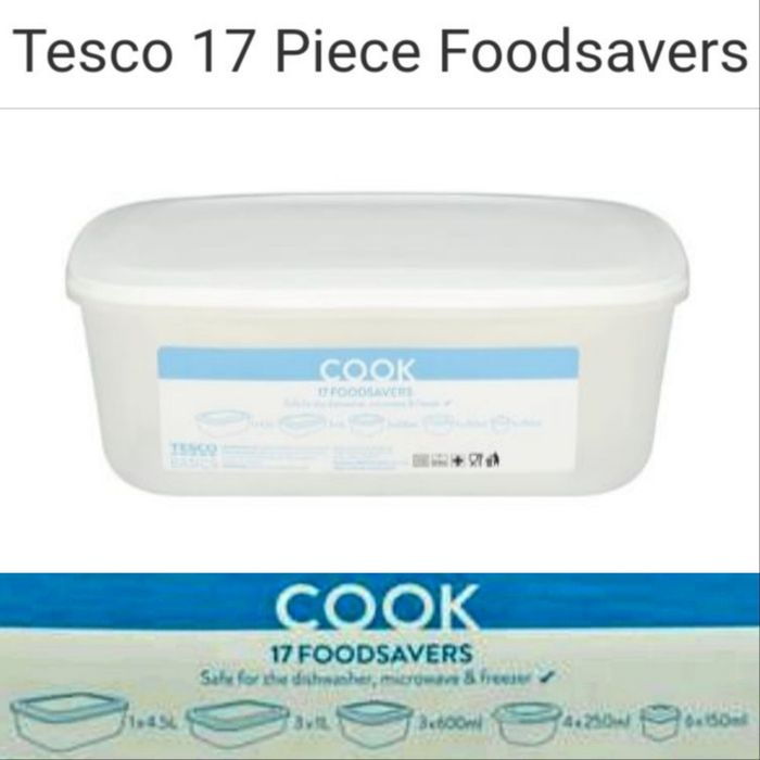 17 Piece Foodsavers Set