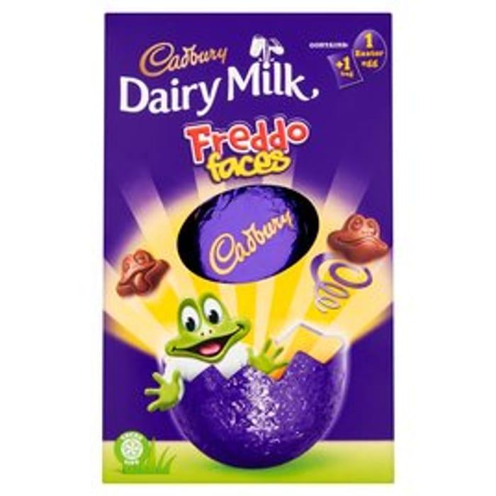 Cadbury Chocolate Freddo Easter Egg 122g