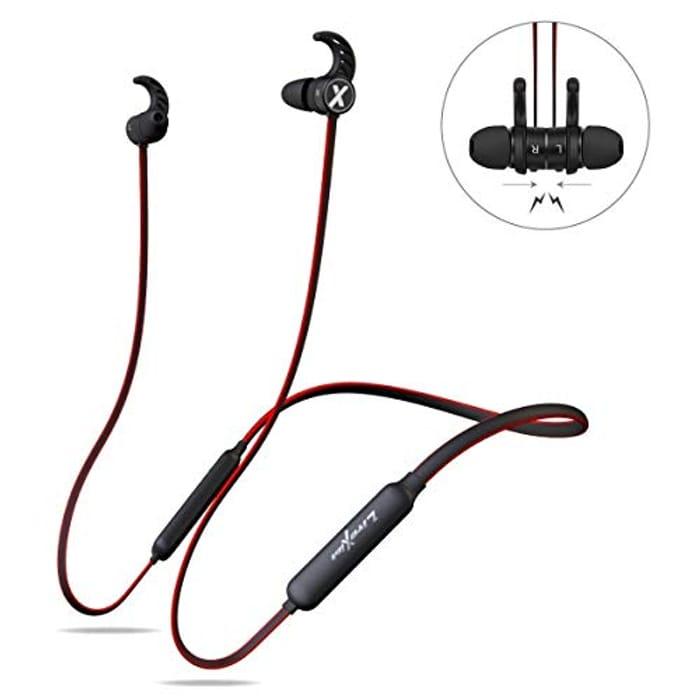 Save 60%- Sport Bluetooth Magentic Headphones Neckband