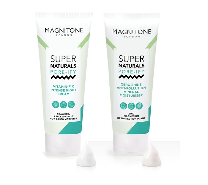 Save 20% When You Buy 1 Each of Our Moisturiser and Night Cream Products.