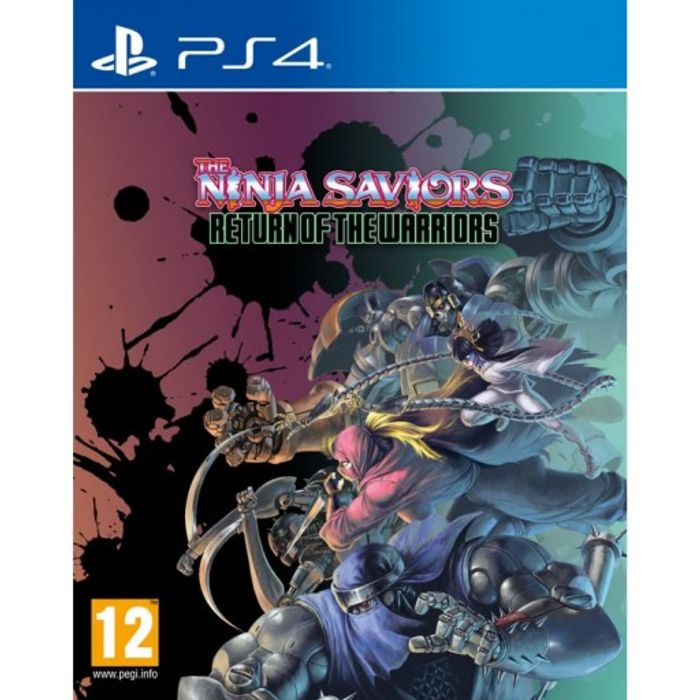 PS4 the Ninja Saviours Return of the Warriors £12.95 at the Game Collection
