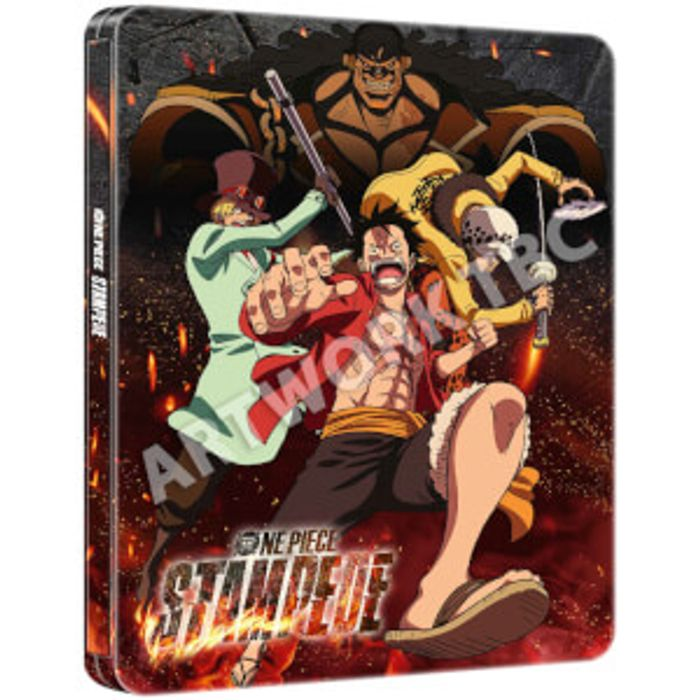 One Piece: Stampede - Limited Edition Blu-Ray Steelbook