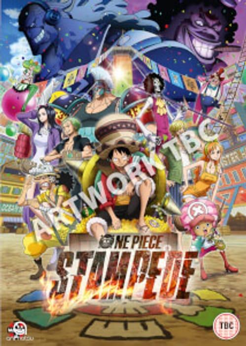 One Piece: Stampede DVD