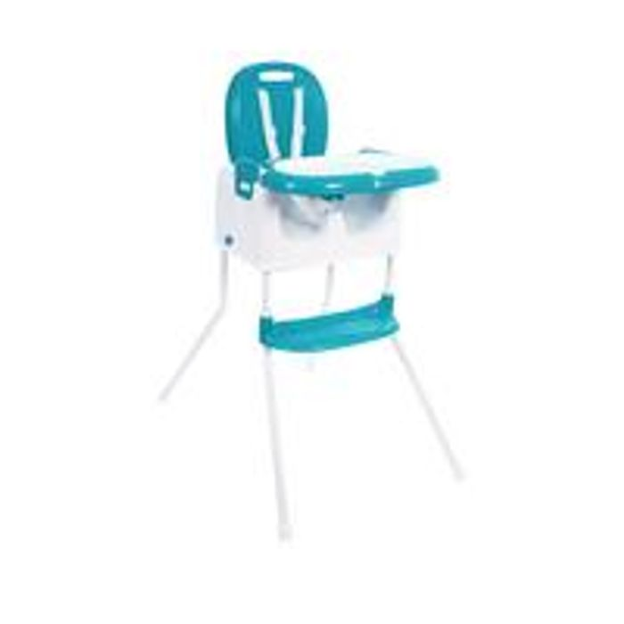 3-in-1 Graze Highchair Booster Seat and Stool