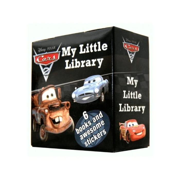 Disney Cars 2 My Little Library (6 Books)