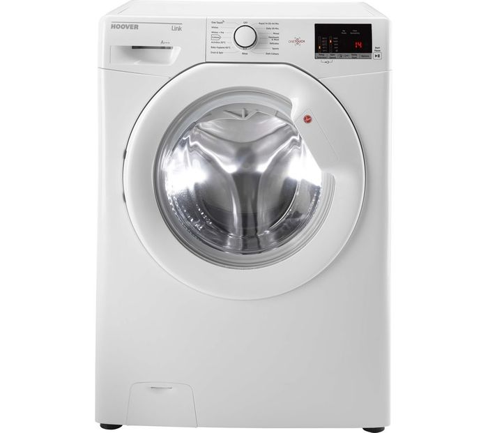 *SAVE £90* HOOVER Link NFC 9 Kg 1600 Spin Washing Machine £249 with Code