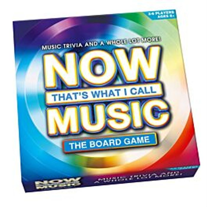 Now Thats What I Call Music Board Game on Sale From £15.99 to £12
