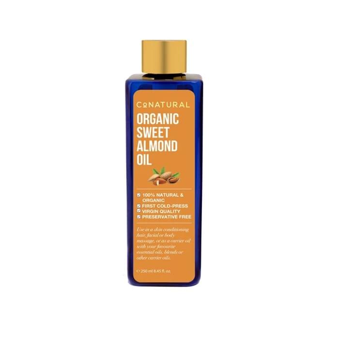 Cheap Organic Sweet Almond Oil 250g - Only £3!