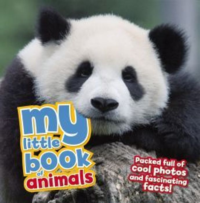 My Little Book of Animals (Paperback)