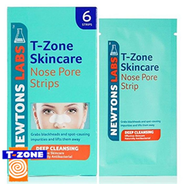 T-Zone Nose Pore Strips (Case of 6 Boxes)
