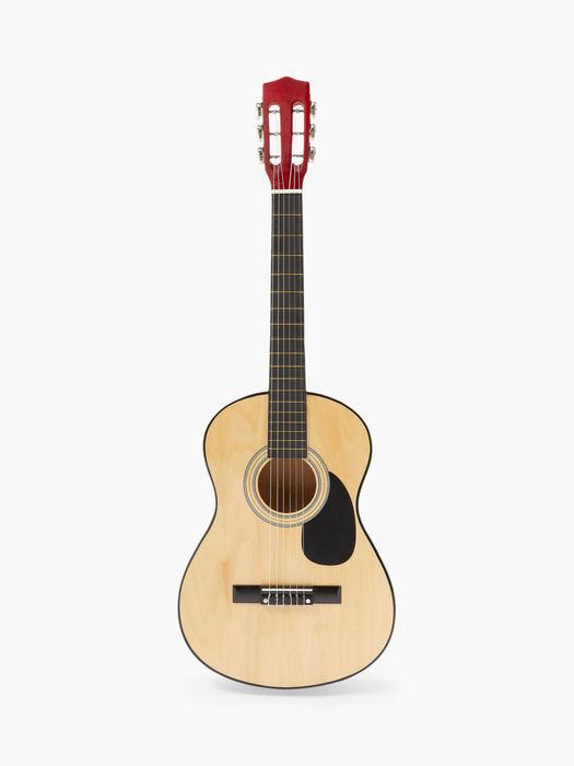 Cheap John Lewis & Partners Wooden Acoustic Guitar Only £35!