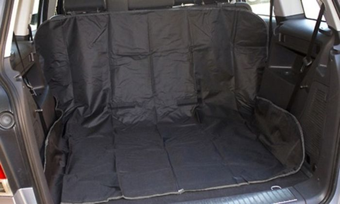 One, Two or Three Two-in-One Car Boot Seat Protectors