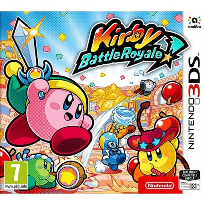 Nintendo 3DS Kirby Battle Royale £12.95 at the Game Collection