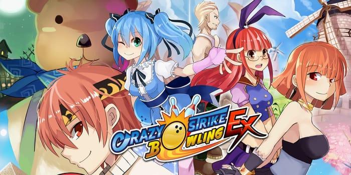 Nintendo Switch Crazy Strike Bowling EX (DLC) £2.69 at Nintendo eShop