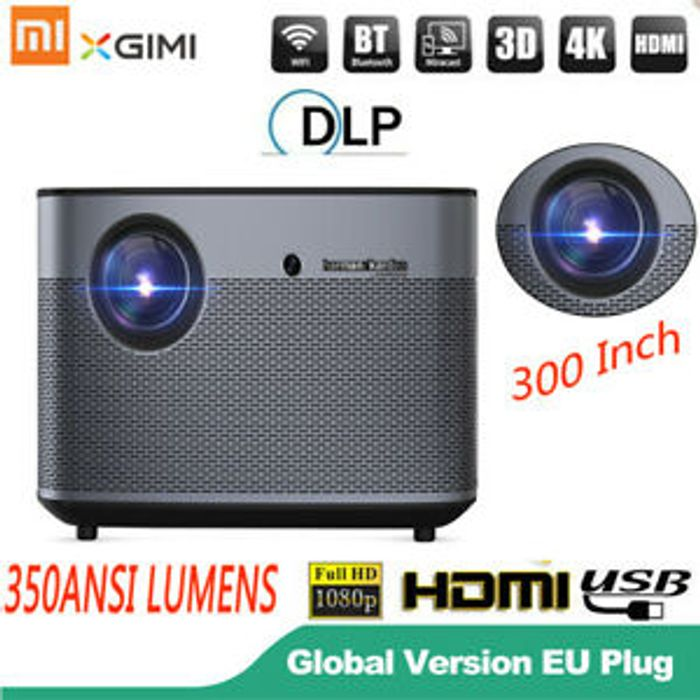 Xiaomi XGIMI H2 1080P Projector 3D 4K DLP TV BT WiFi Home Video Cinema Theater