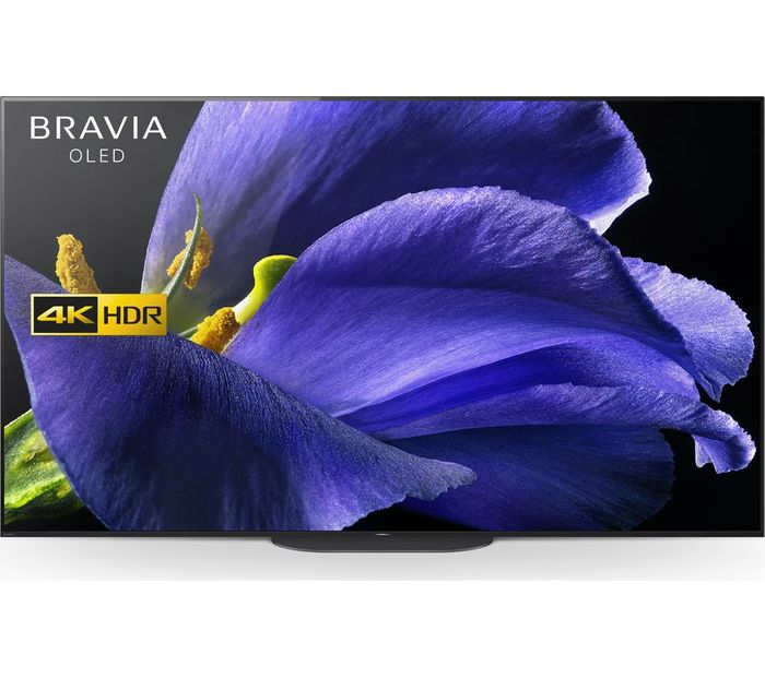 £300 off Sony Bravia KD-77AG9BU 77 TV Orders at Currys PC World