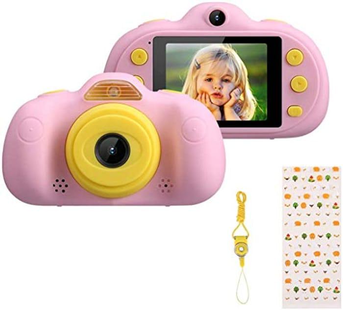 Excelvan Kids Camera HD Waterproof Video Digital Camera