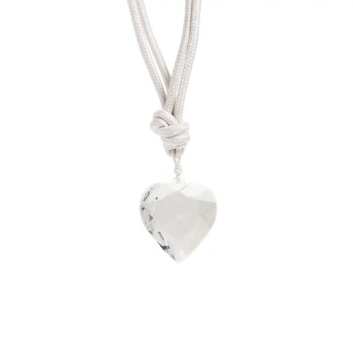 Cheap Wilko Acrylic Heart Tieback Only £2.25!