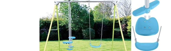 Best Price! Children's Swing & Glider Outdoor Play Set, 64% Off