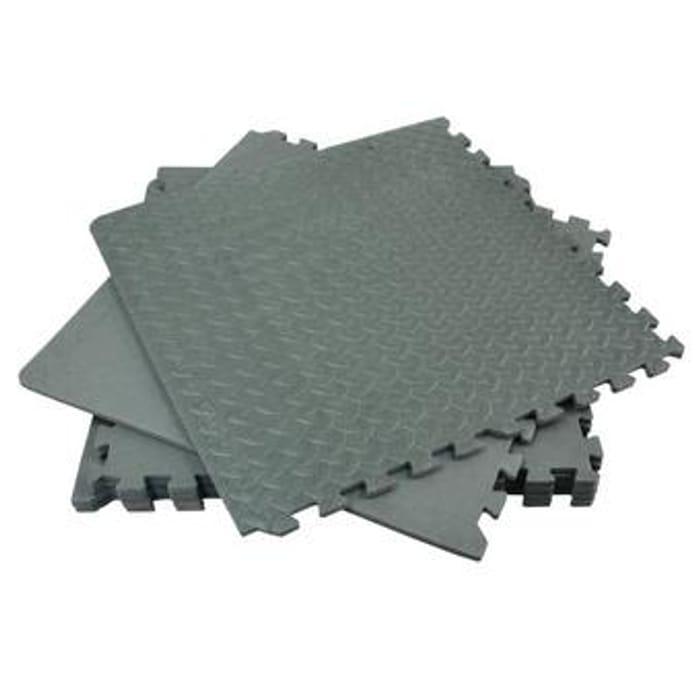 Rolson 6 Piece Floor Mat Set - 120 X 180cm 552101