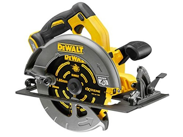 Dewalt DCS575 54v XR FLEXVOLT 190mm Circular Saw - Body Only £159 Amazon